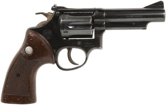 """Taurus M 66 («старая модель») с длиной ствола 102 мм (4"""")"""