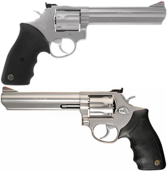 """Taurus M 66 («новая модель») с длиной ствола 152 мм (6"""")"""