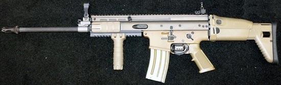 FN SCAR гражданский вариант