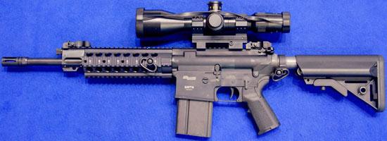 SIG716 Tactical Patrol