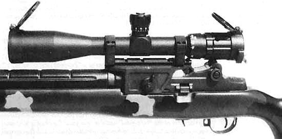 Снайперские системы М21 и М25