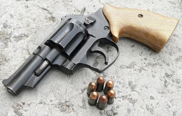 Револьвер РСА Кобальт / ОЦ-01