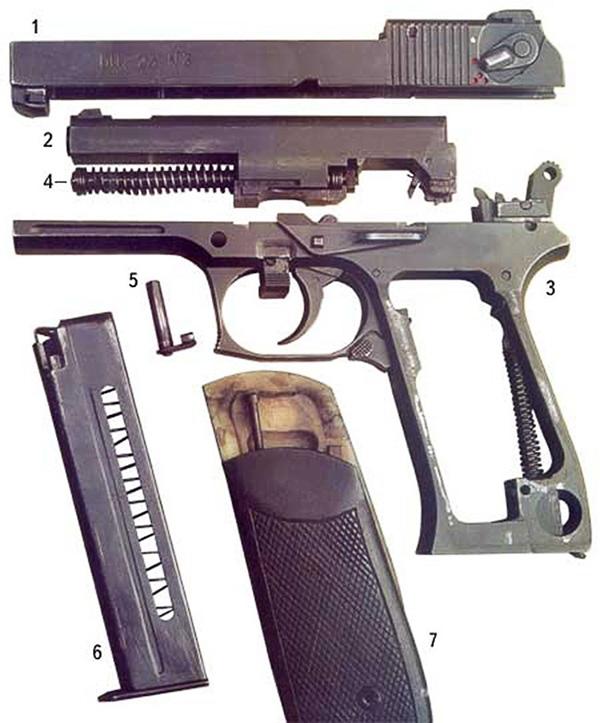 Пистолет «Дротик» ОЦ-23