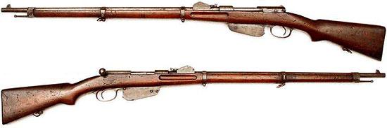 Steyr Mannlicher M1888-90