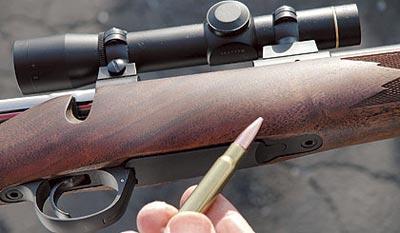 Затворная группа винтовки 84М идеально подходит для патронов, основанных на 308-ой гильзе, как .338 Federal. Ни грамма <a href='https://med-tutorial.ru/m-lib/b/book/2947260801/15' target='_blank' rel='external'>лишнего</a> металла.