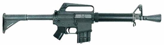 CAR-15 Survival rifle