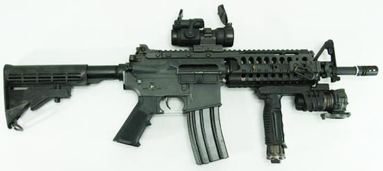 Colt Commando Model 933