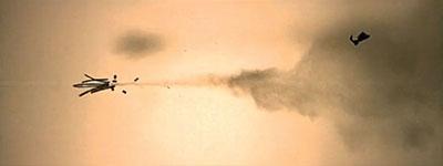 Пуля в полете: 3) Когда оболочка сорвана, микроконтроллеры посредством рулей корректируют движение пули, ликвидируя колебания и задавая верную траекторию полета.