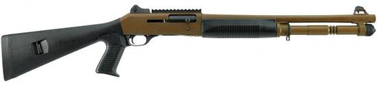 Benelli M4 Cerakote Tactical Shotgun