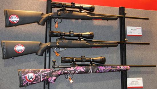 Бюджетные комплекты Savage Arms