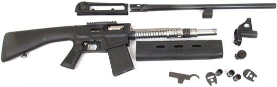 Частичная разборка МР-155К