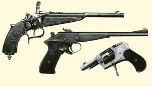 Продукция фирмы «Аншутц». 1930-е годы