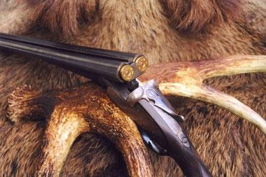 Охотничье ружье Purdey с подкладными замками высокого класса The Best