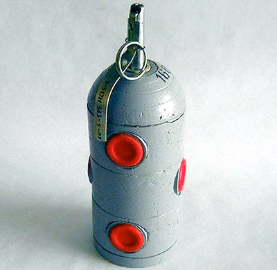 Светозвуковая граната «Факел»