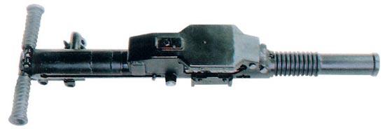ТКБ-0134 «Козлик» без станка вид сверху