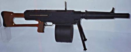 ручной автоматический гранатомет «Валар»