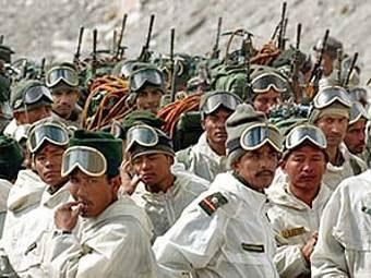 Индийский горный военный отряд