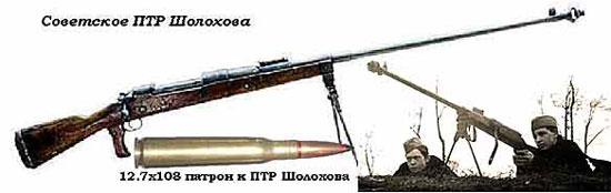 ПТР Шолохова