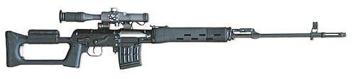 СВД по сей день является лучшим образцом снайперского оружия в своем классе