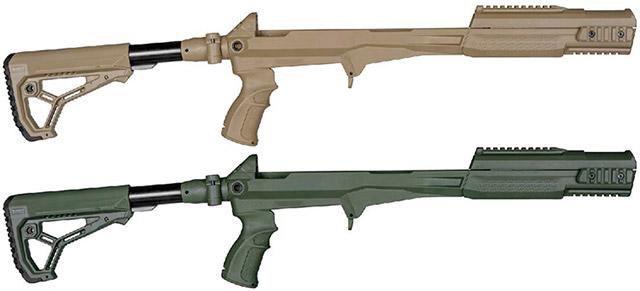 Системы шасси M4 SKS