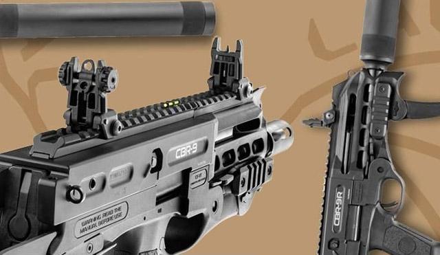 Chiappa CBR-9 Rifle