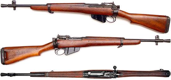 Lee-Enfield Rifle No.5 Mk I