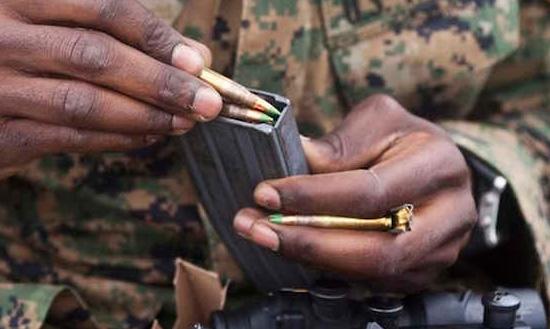 Корпус морской пехоты США примет на вооружение «зеленые» патроны M855A1