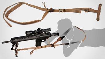 LaRue Tactical Optimized Sniper Sling — ремень снайпера