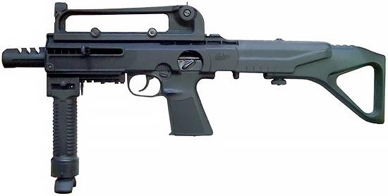 Модульная система для конвертации пистолета ПМ