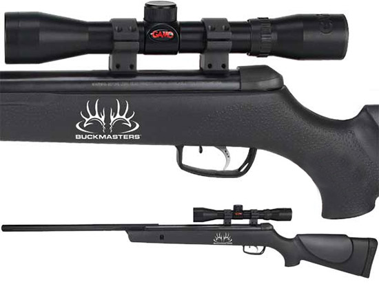 Gamo Buckmasters Squirrel Terminator Air Rifle