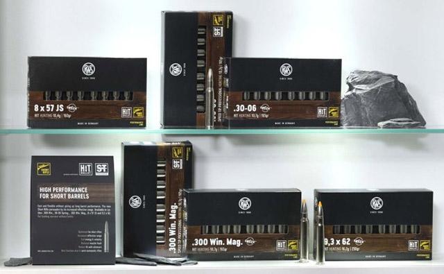 Высокий спрос на патроны компании RWS привел к пополнению линейки Short Rifle 6 новых комплектующих для снаряжения патронов