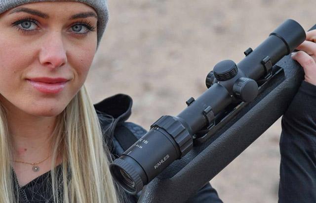 Kahles представляет новый винтовочный прицел K18i, специально разработанный под запросы стрелков IPSC и 3-Gun