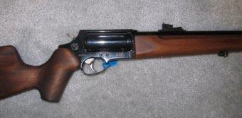 револьверное ружье Rossi Circuit Judge