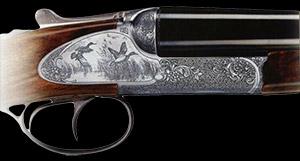 Охотничье гладкоствольное оружие Chapuis
