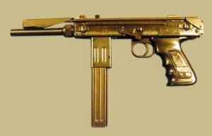 Пистолет-пулемет К6-92 «Борз»