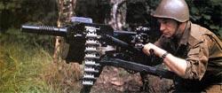Стрельба из автоматического гранатомета АГС-17 (из положения сидя)
