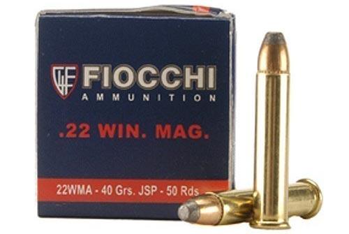 .22 Winchester Magnum Rimfire