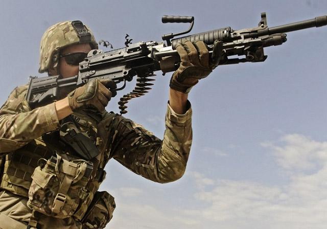 Пулемёт MK48 в калибре 6,5 Creedmoor