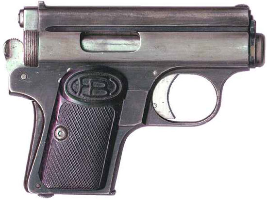 Frommer Baby калибра 7.65 мм