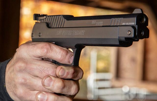 Пистолет SIG Sauer Super Target