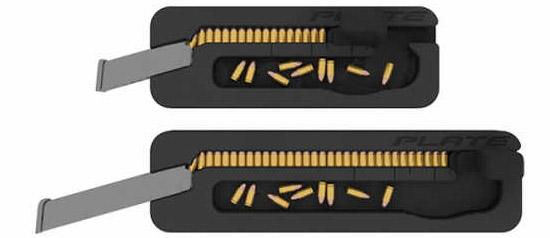 Plate ACEM Pistol Loader