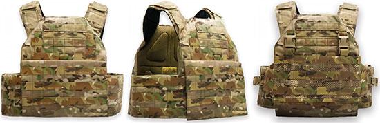 Платформенный жилет Platatac Badger ASAD Armour Carrier