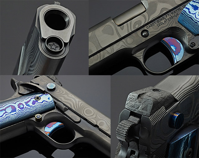 Cabot Guns Fire & Ice