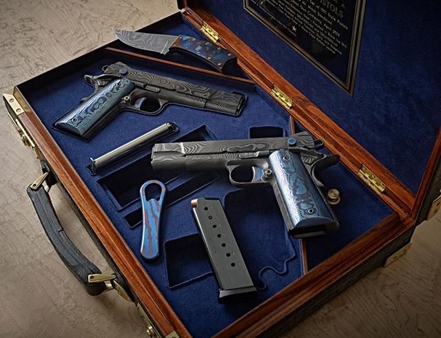 Cabot Guns Fire & Ice