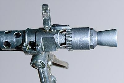 Откидная мушка единого пулемета MG.34