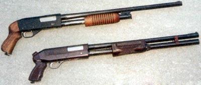 ИЖ-81 и ТОЗ-194