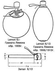 гранаты Лемона