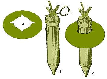 Противопехотная мина 6MК1 (6 Mark 1)