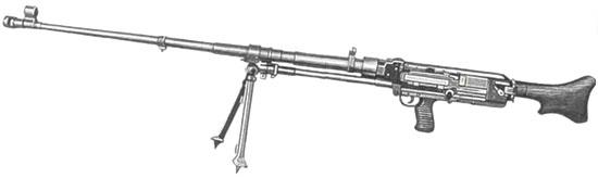 ПТР Model 42 (PzB 40 G)