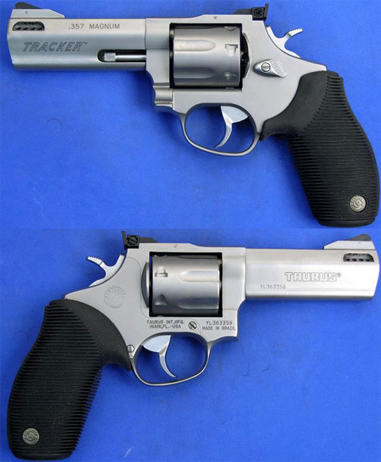 Taurus M 627 SS с длиной ствола 102 мм